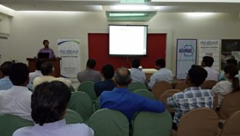 Technical talk on Absorption technology & its applications Inception, Evolution & latest Innovations by Mr.Jevin Jhon