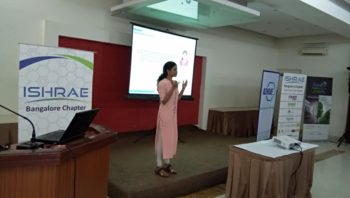 """Technical talk on Quick Guide on HVAC Electrical"""" by Ms.SivaPriya"""