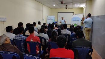 W@I & Y@I Technical talk on Water treatment & Automation in HVAC by Mr.Nithyanandha