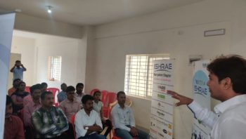 Y@I Technical talk on Good Installation Practice by Mr.Akash Bararia