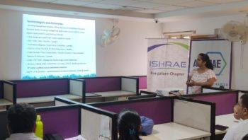 Technical talk on Introduction to BMS Systems by Ms.Sudha