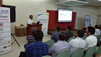 Technical talk Program on BMS Integration for MEP Services on by Mr.C.Subramaniam